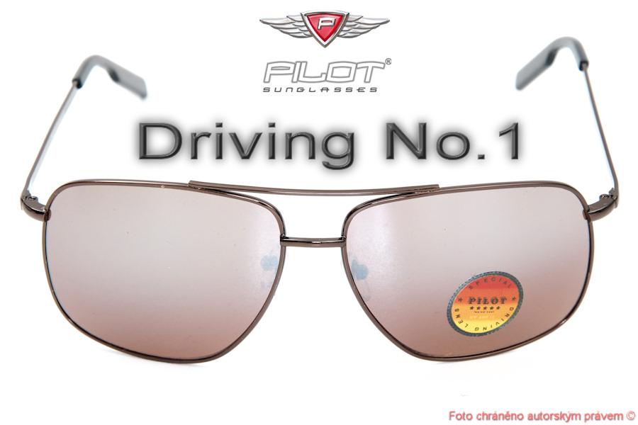 Sluneční brýle Pilot Driving No.1