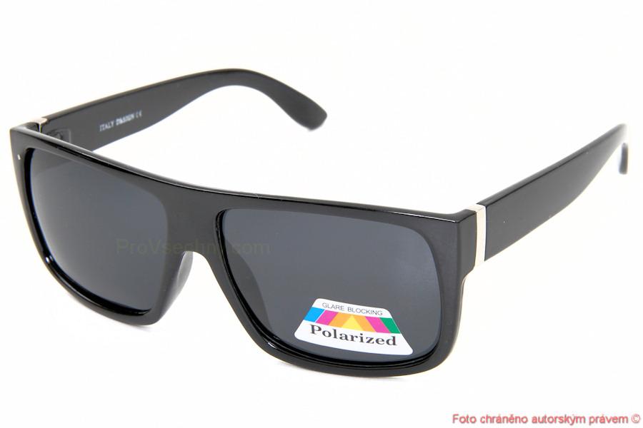Sluneční polarizační brýle Polarized 6280 -černé