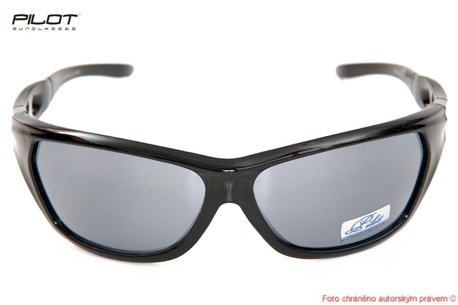 Sluneční brýle PILOT PSJ201052 lesklé obroučky