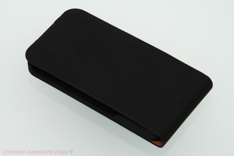 Pouzdro iPhone 4 černé