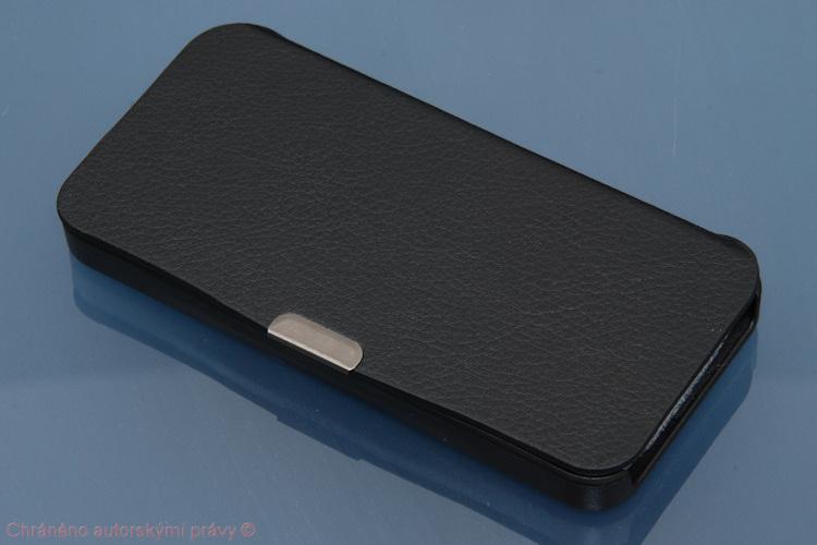 Pouzdro iPhone 5 černé