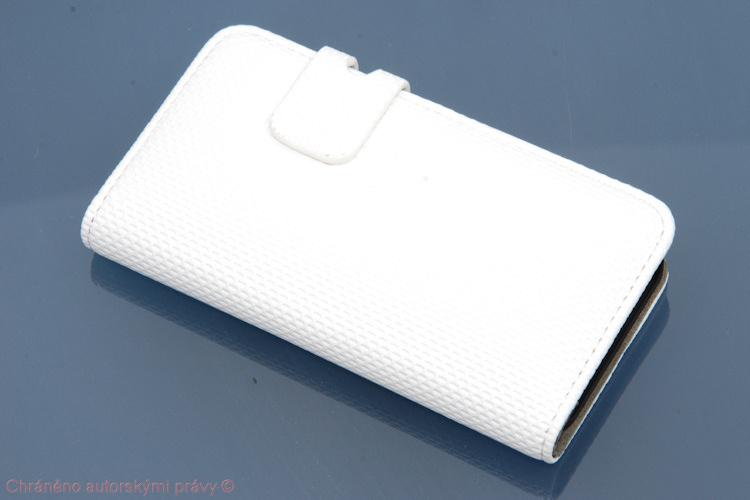 Pouzdro iPhone 5 bílé